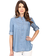 Calvin Klein Jeans - Chambray Henley Tunic