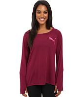 PUMA - Elevated Long Sleeve Top