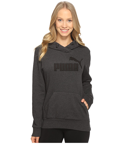 PUMA Elevated Logo Hoodie
