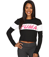 PUMA - Speed Font Long Sleeve Top
