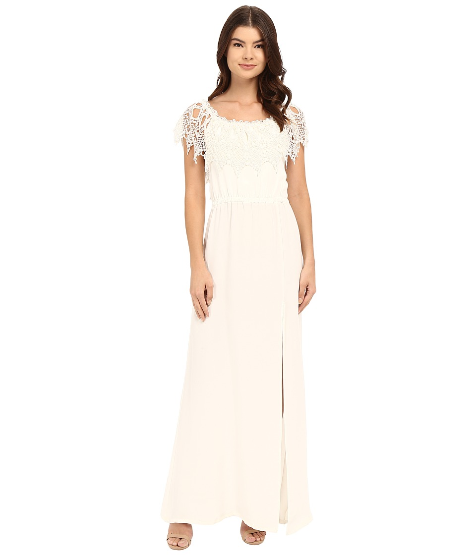 Stone Cold Fox Penelope Gown White Womens Dress