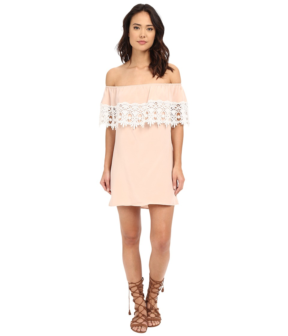 Stone Cold Fox Bonita Dress Rose Womens Dress