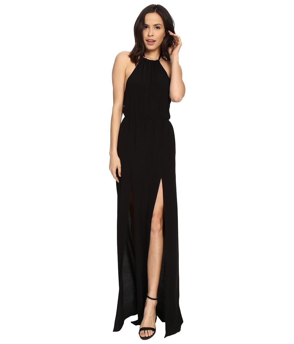 Stone Cold Fox Onyx Gown Black Womens Dress