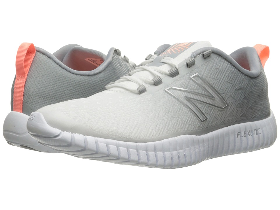 New Balance - WX99v1 (Silver/White) Womens Shoes