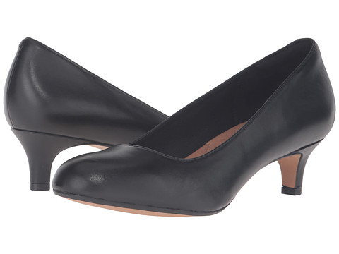 Clarks Heavenly Shine - Black Leather