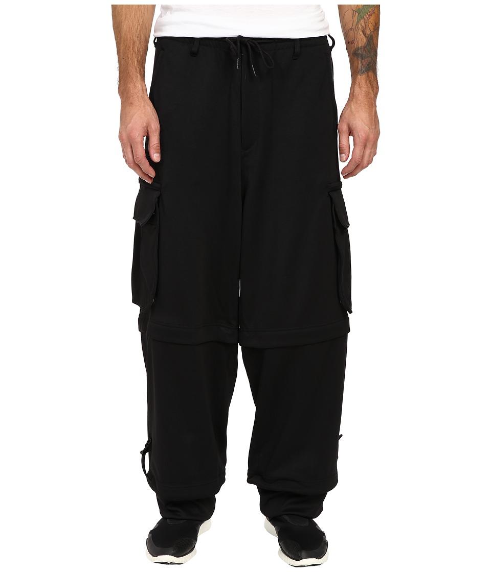 adidas Y 3 by Yohji Yamamoto Multi Z Cargo Black Mens Casual Pants