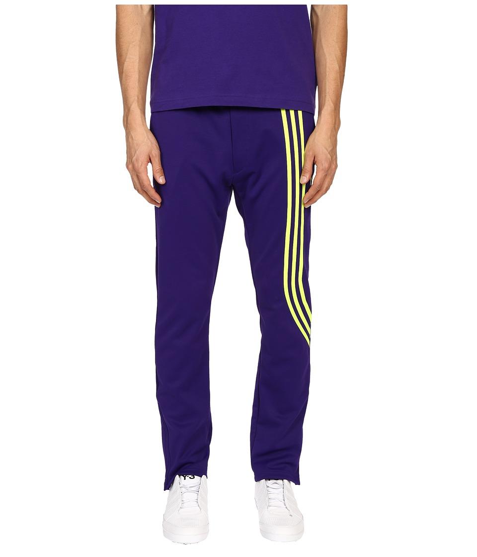adidas Y 3 by Yohji Yamamoto Fluid S Pants Collegiate Purple Mens Casual Pants