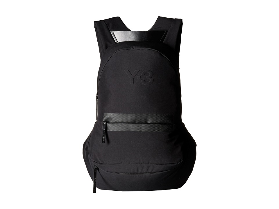 adidas Y 3 by Yohji Yamamoto FS Round Backpack Black Backpack Bags
