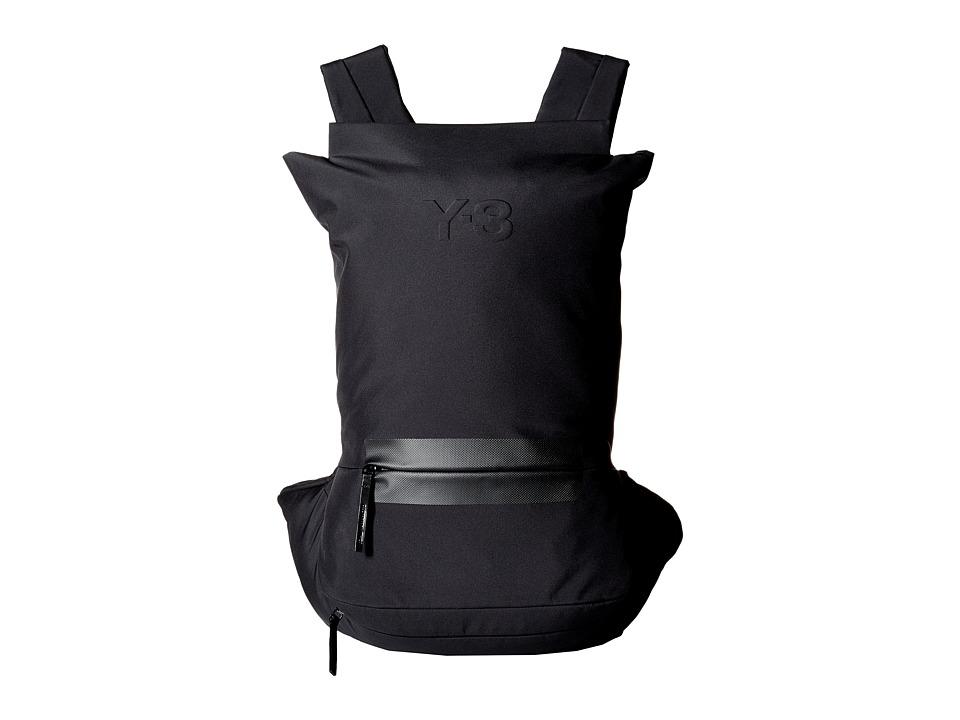 adidas Y 3 by Yohji Yamamoto FS Backpack Black Backpack Bags
