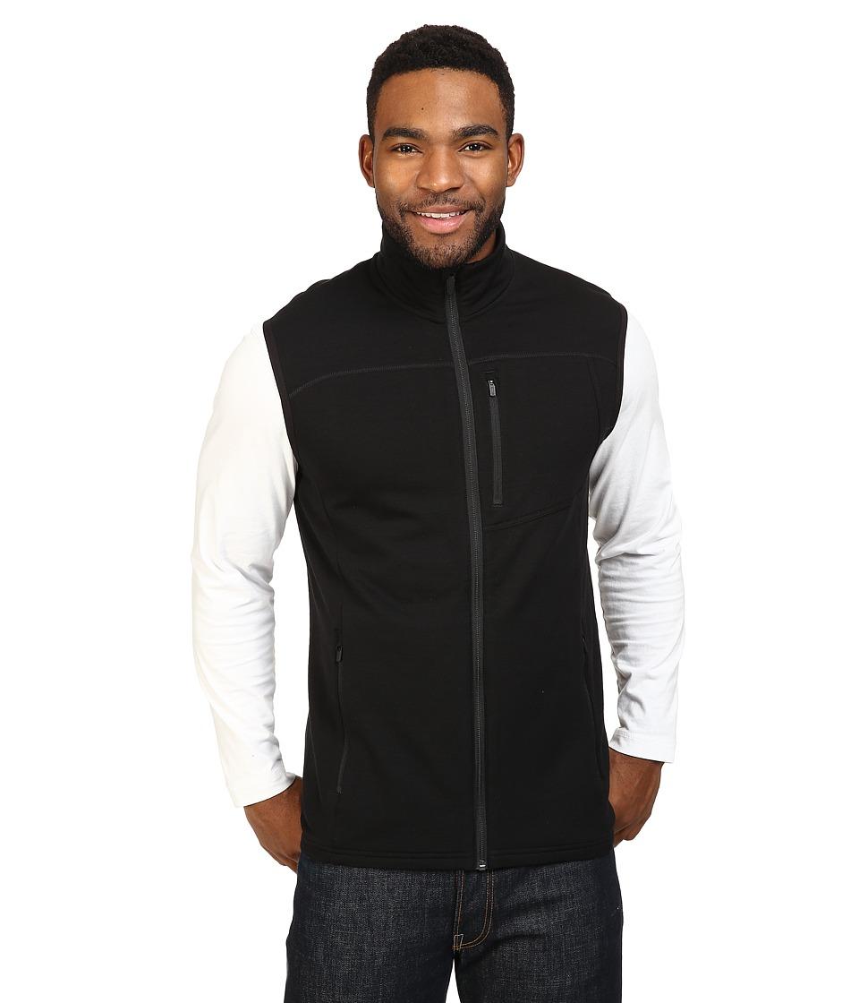 Icebreaker MT Elliot Vest (Black/Black/Black) Men