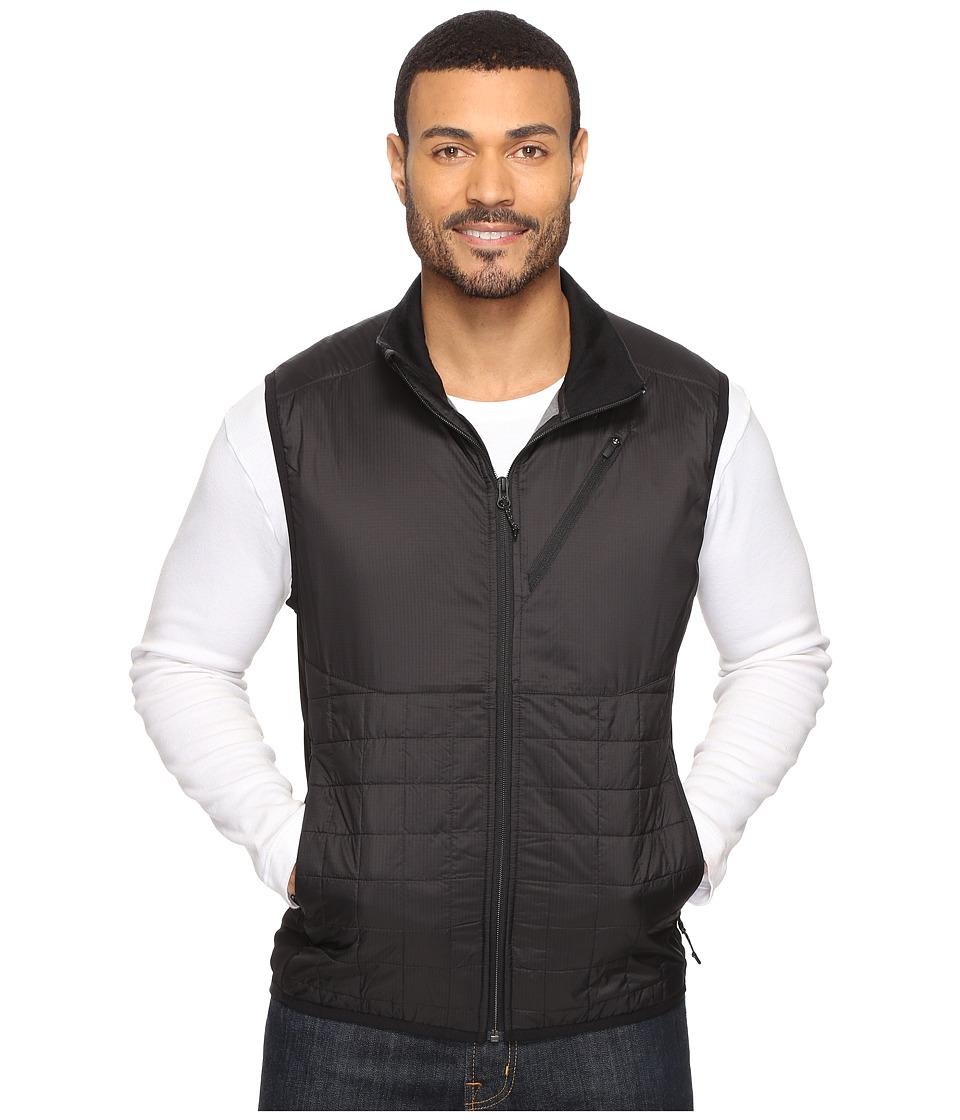 Icebreaker Helix Vest (Black/Black/Black 1) Men