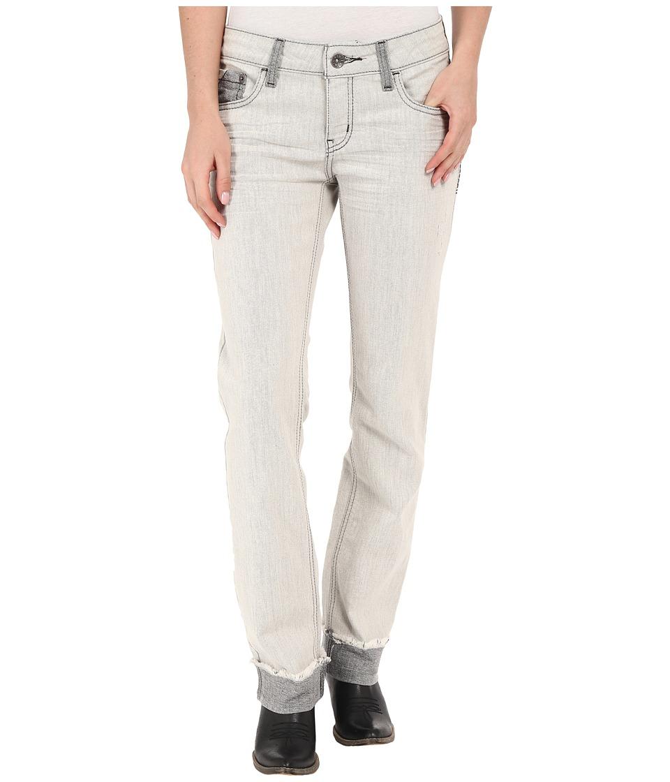 Cruel Abby CB44654071 Gray Womens Jeans
