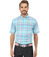 Vineyard Vines - Bar Jack Plaid Short Sleeve Tucker Shirt