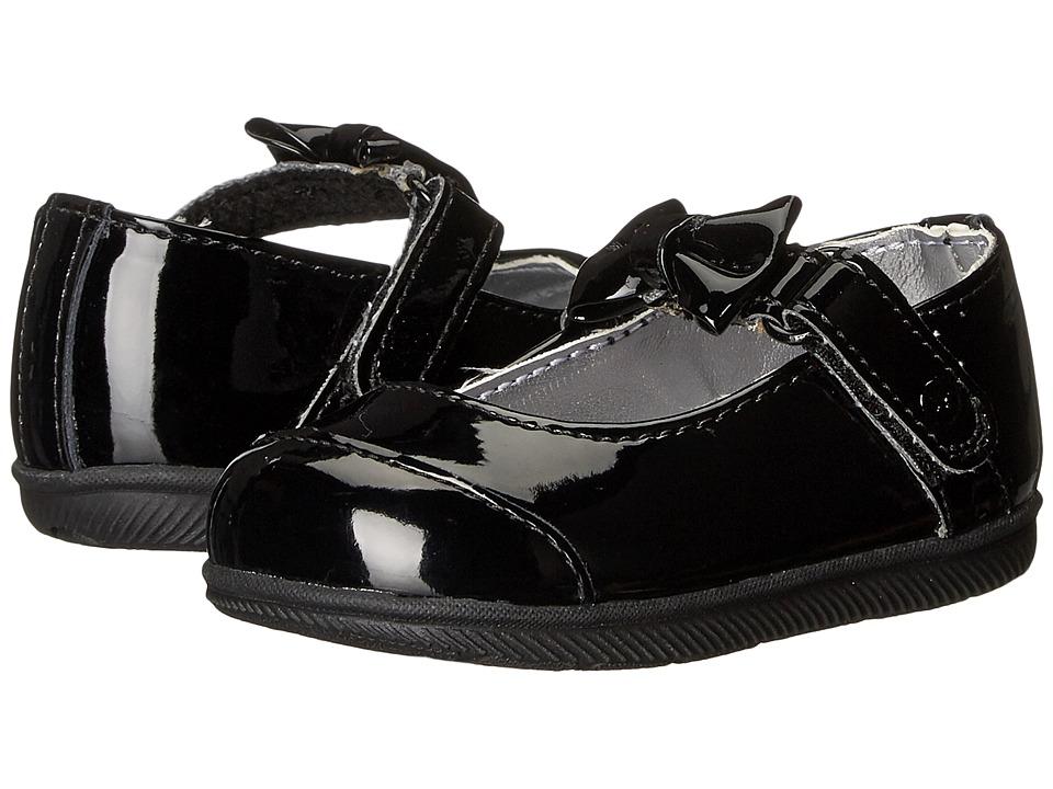 Stride Rite Mirren (Infant/Toddler) (Black) Girl's Shoes