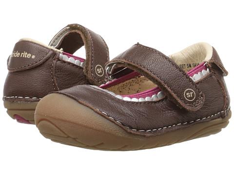 Stride Rite SRT SM Savanah (Infant/Toddler) - Brown