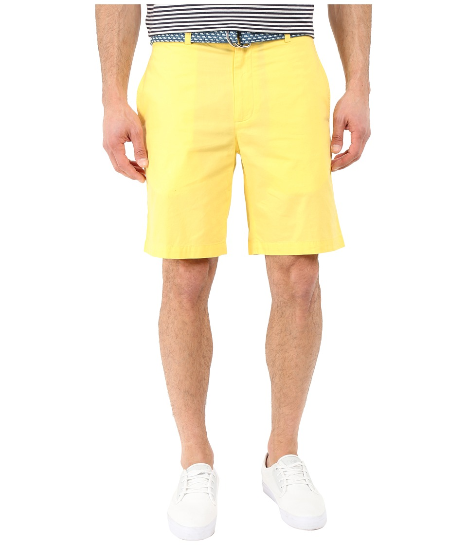Vineyard Vines 9 Classic Summer Club Shorts Sunny Mens Shorts