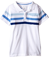 Pumpkin Patch Kids - Stripe Polo Top (Big Kids)
