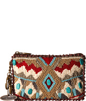 Mary Frances - Turquoise Power Coin Purse