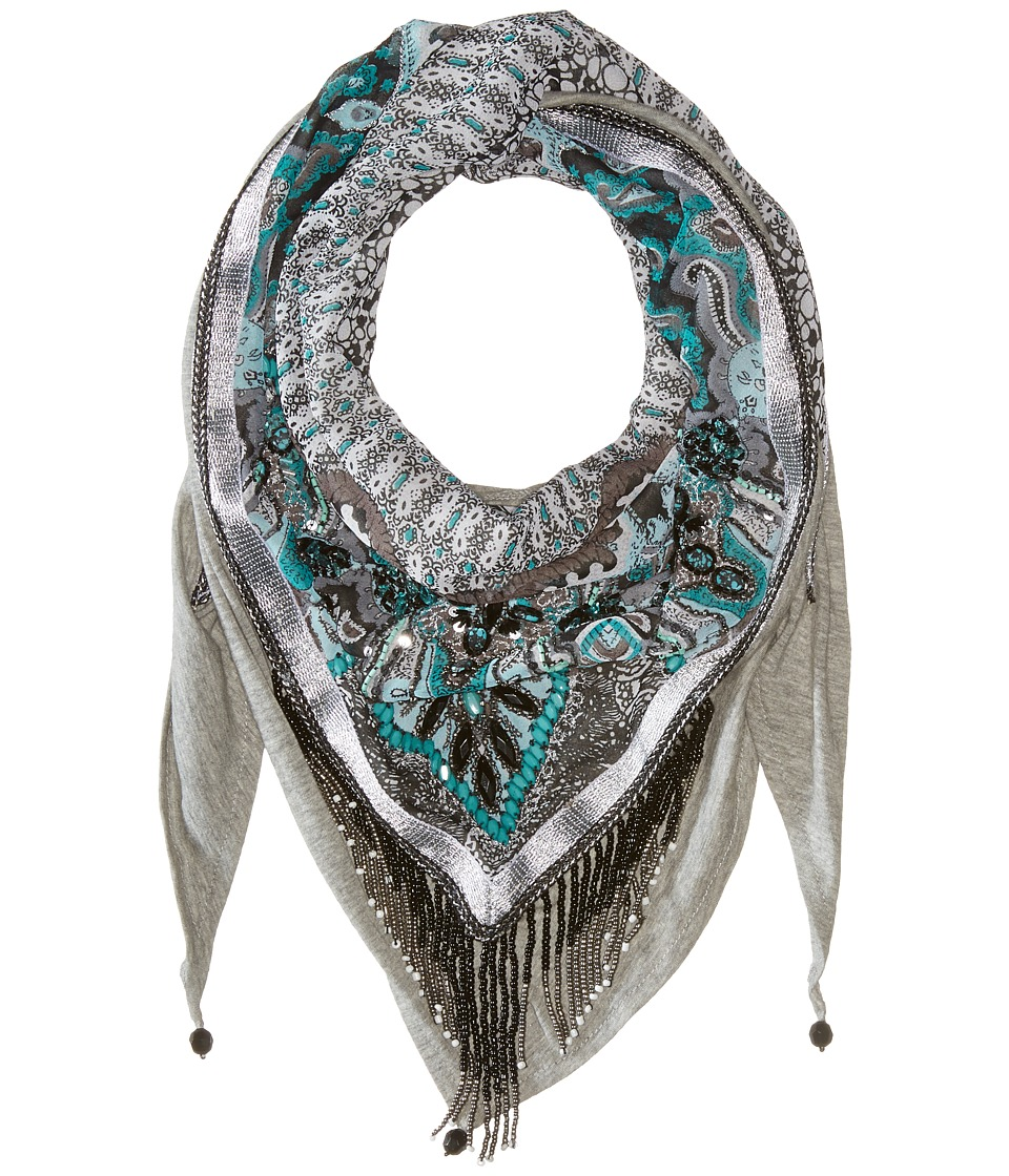 Mary Frances - Reaction Scarf (Multi) Scarves