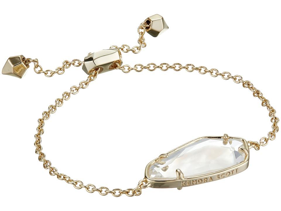 Kendra Scott Cambel Bracelet Gold/Ivory Mother of Pearl Bracelet