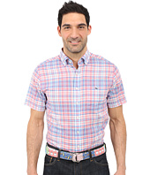 Vineyard Vines - George Hill Plaid Short Sleeve Slim Tucker Shirt
