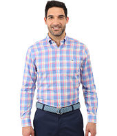 Vineyard Vines - Pavillion Plaid Slim Tucker Shirt