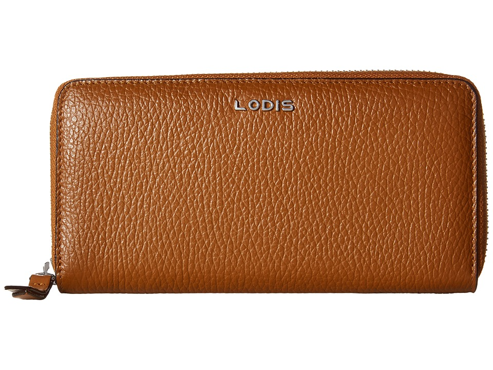 Lodis Accessories - Kate Joya Wallet (Toffee) Wallet Handbags