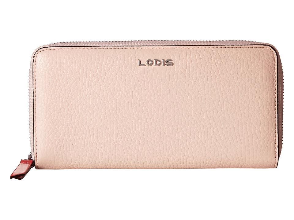 Lodis Accessories - Kate Joya Wallet (Coral) Wallet Handbags