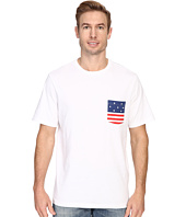Vineyard Vines - Short Sleeve Stars and Stripes Pocket Tee