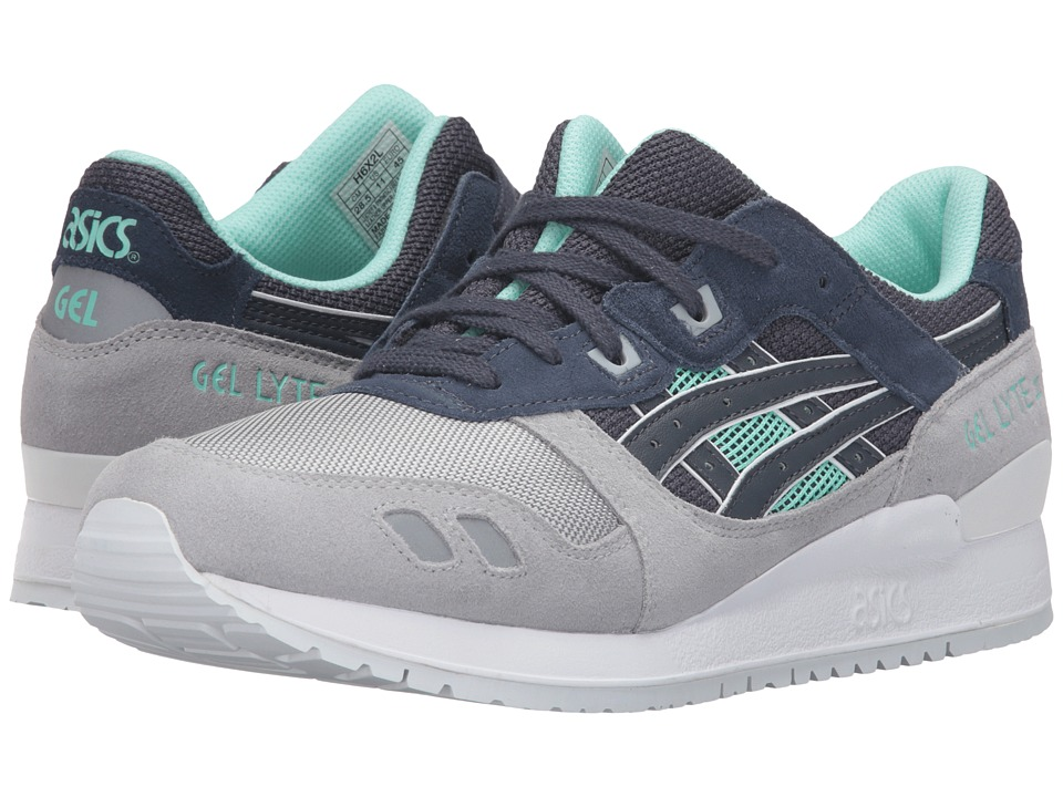 Onitsuka Tiger by Asics - Gel-Lyte III (India Ink/India Ink) Athletic Shoes