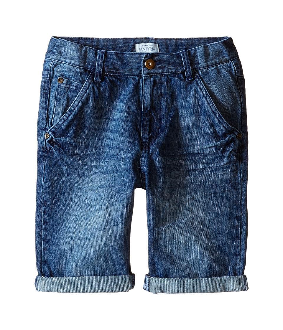 Pumpkin Patch Kids Paradise Denim Shorts Big Kids Denim Boys Shorts