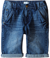 Pumpkin Patch Kids - Paradise Denim Shorts (Big Kids)