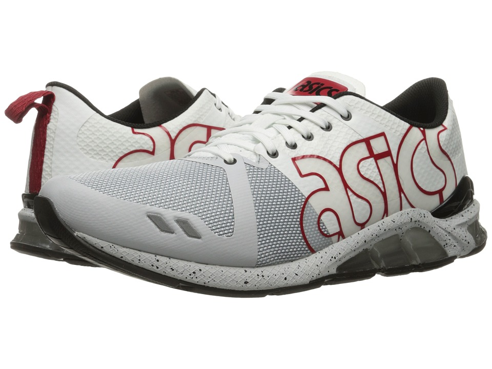 Onitsuka Tiger by Asics - Gel-Lyte One Eighty (White/Red) Athletic Shoes