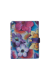 Lodis Accessories - Vanessa Garden Passport Wallet w/ Ticket Flap