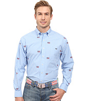 Vineyard Vines - Gingham Flag Murray Shirt