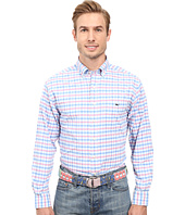 Vineyard Vines - Spincast Gingham Classic Tucker Shirt