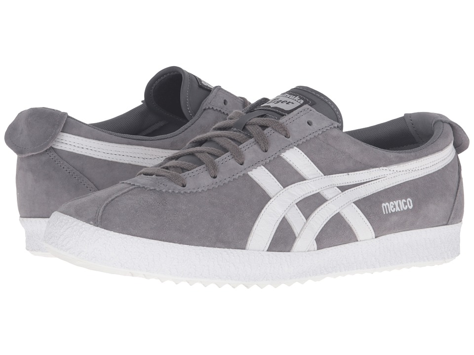 Onitsuka Tiger by Asics Mexico Delegation (Grey/White) Shoes
