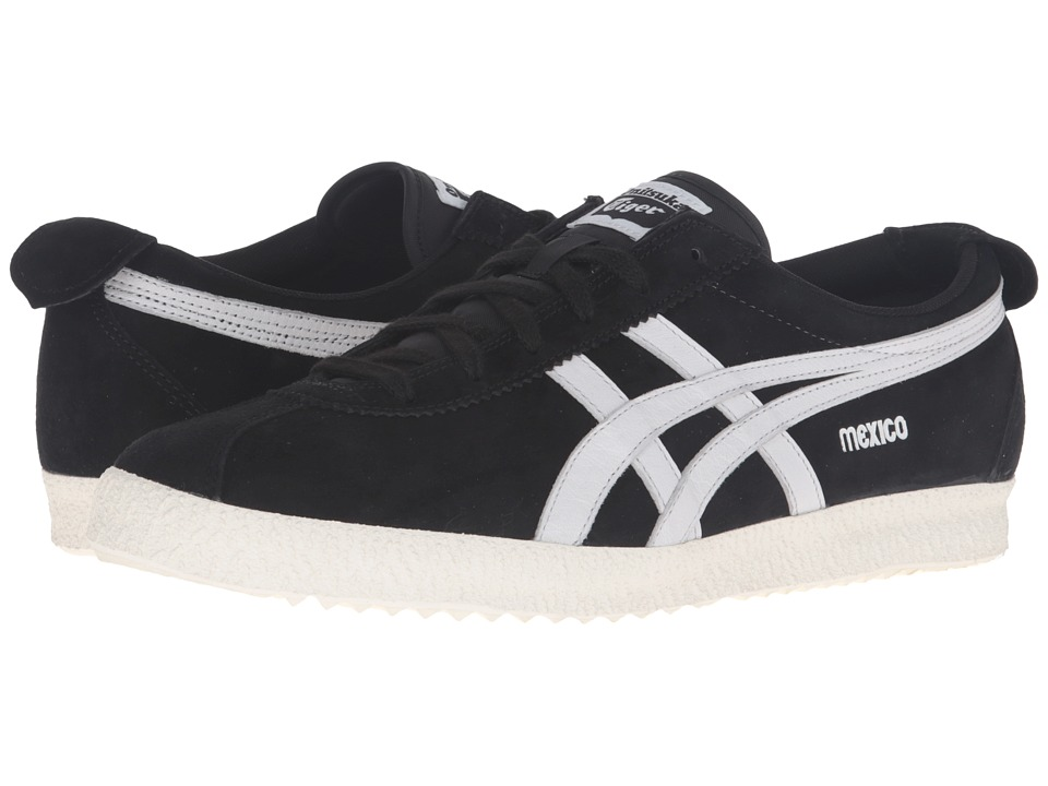 Onitsuka Tiger by Asics Mexico Delegation (Black/White) Shoes