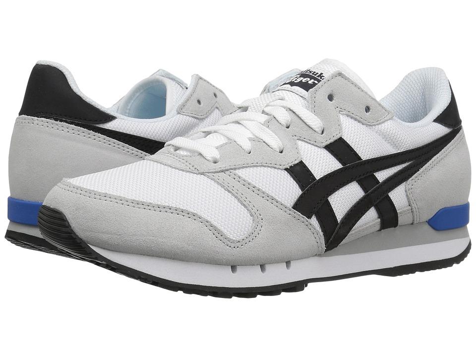 Onitsuka Tiger by Asics Alvarado (White/Black) Athletic Shoes