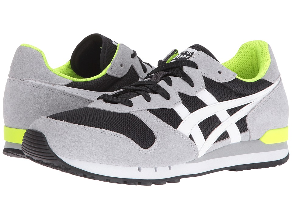 Onitsuka Tiger by Asics Alvarado (Black/White) Athletic Shoes