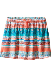 Pumpkin Patch Kids - Flippy Border Skort (Big Kids)