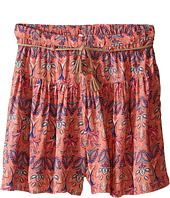 Pumpkin Patch Kids - Tile Print Skort (Big Kids)