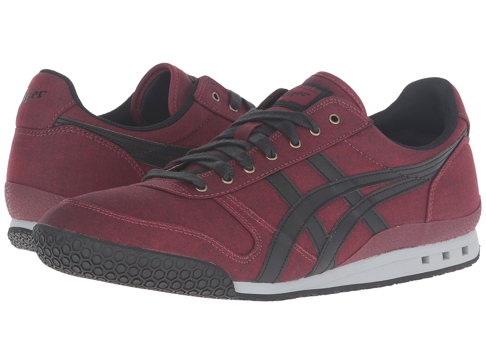 Onitsuka Tiger by Asics Ultimate 81 (Zinfandel/Black) Classic Shoes