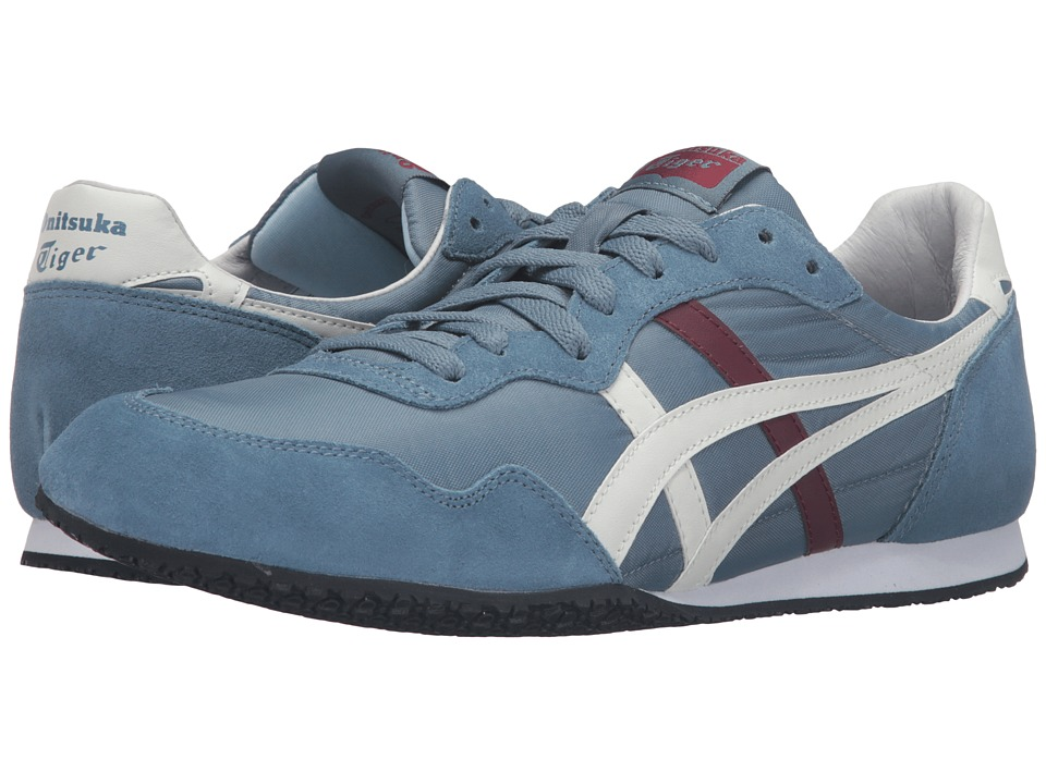 Onitsuka Tiger by Asics - Serrano (Blue Mirage/Icicle) Classic Shoes