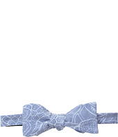 Vineyard Vines - Woven Bow-Pineapple & Hibiscus