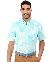 Vineyard Vines - Seaweed Print Short Sleeve Classic Murray Shirt