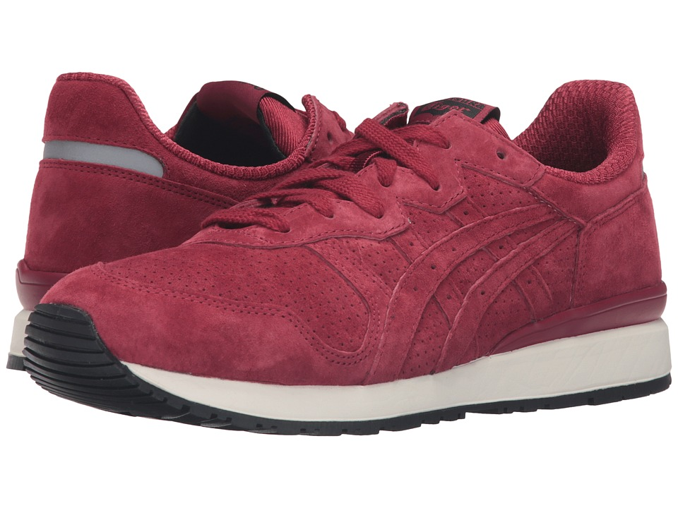 Onitsuka Tiger by Asics - Tiger Alliance (Burgundy/Burgundy) Athletic Shoes