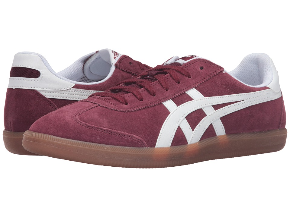 Onitsuka Tiger by Asics - Tokuten (Zinfandel/White) Classic Shoes