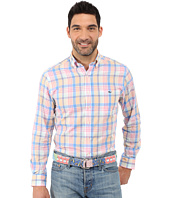 Vineyard Vines - Charthouse Plaid Slim Tucker Shirt