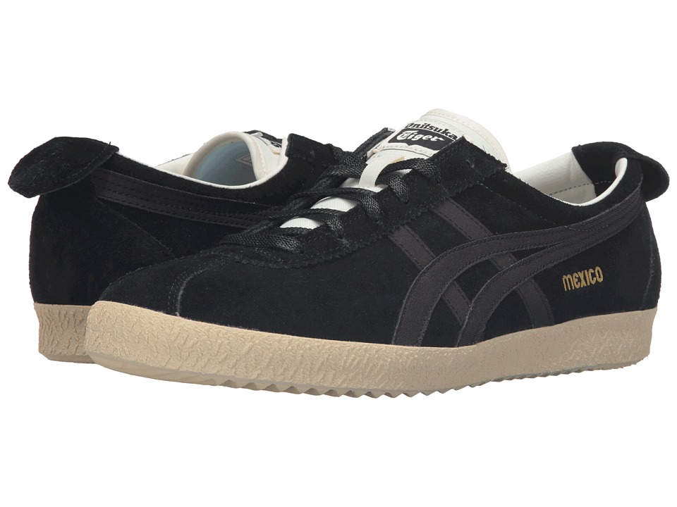 Onitsuka Tiger by Asics - Mexico Delegation (Black/Black) Shoes